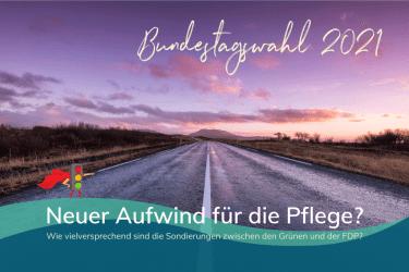 Bundestagswahl 2021 – Wie vielversprechend sind die Sondierungen zwischen den Grünen und der FDP?