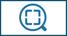 Logo nevisQ Lupe